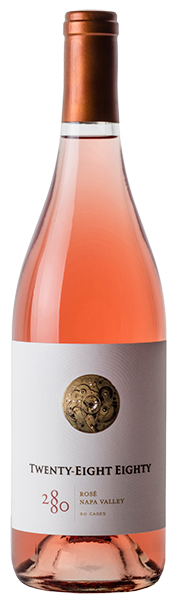 2017 Twenty-Eight Eighty Rosé Image