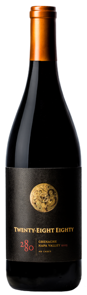 2015 Twenty-Eight Eighty Grenache