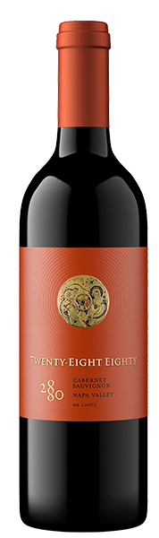 2016 Twenty-Eight Eighty Cabernet Sauvignon